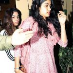 Sridevi's Daughters – Janhvi and Khushi Kapoor Hit a Restaurant Together in Mumbai (PHOTOS)