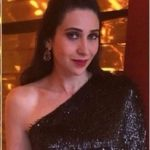 Karishma Kapoor's Summer Look – Black One-Shouldered Outfit