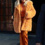 Rita Ora Styles Her in All Orange in New York